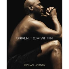 Michael Jordan new book - Driven from within