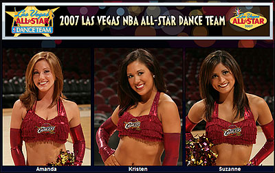 All Star Cavalier Girls