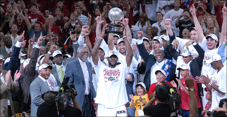 Image result for cleveland cavaliers eastern conference champions