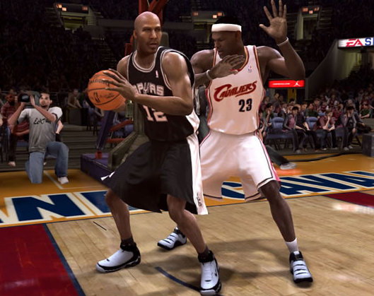 Xbox NBA Live 08 Demo Download