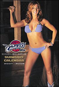 Cavaliers Swimsuit Calendar